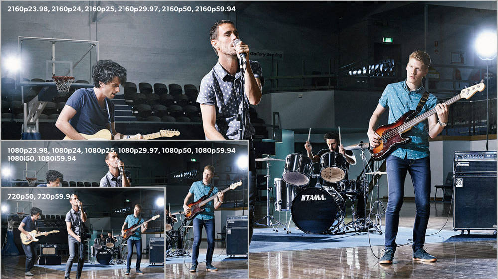 Blackmagic ATEM Television Studio 4K Live-Produktionsmischer