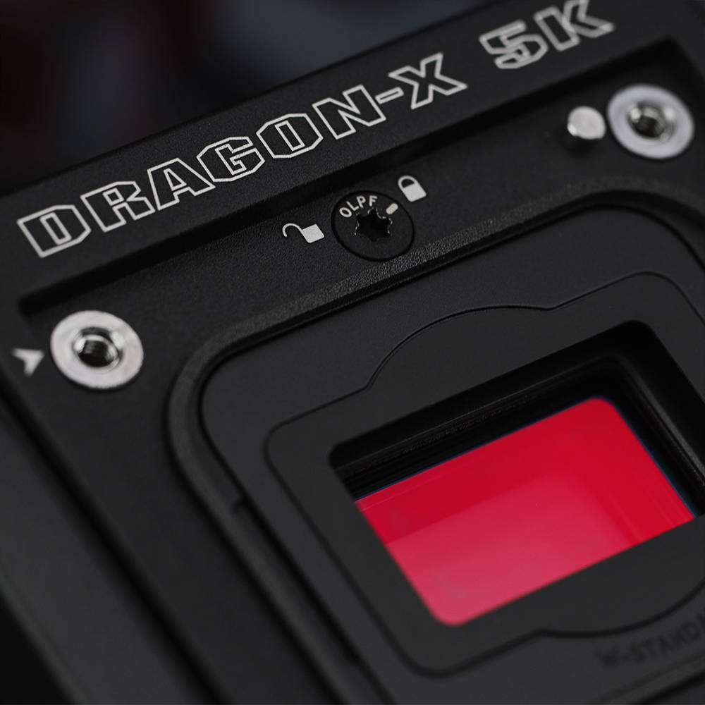 RED DRAGON-X Sensor