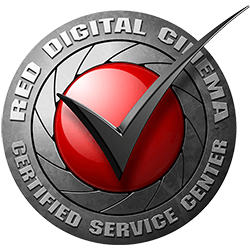RED Certified Service Center