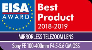 Europas bestes Telezoom Objektiv für spiegellose Kameras 2018-2019