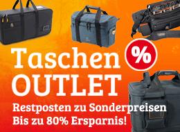 Taschen & Rucksäcke für Kamera, DSLM, Audio & Licht bis zu 82% reduziert