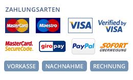 Zahlungsarten bei Teltec